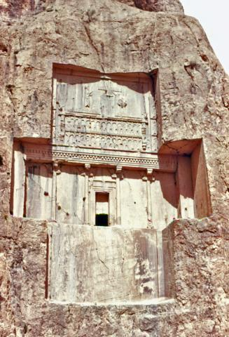 Tomb of Darius I Geography Ancient Places and/or Civilizations Archeological Wonders World History