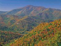 Cold Mountain in North Carolina plays a key role in the book and movie