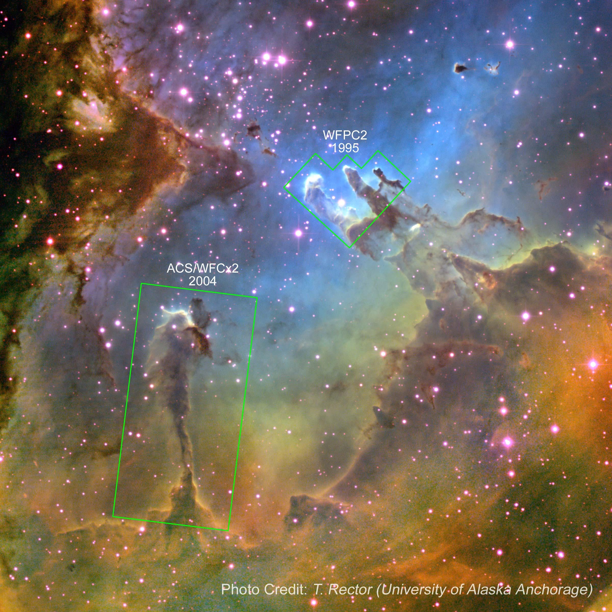 nebula space hubble - photo #8