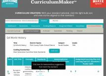 CurriculumMaker Overview Video