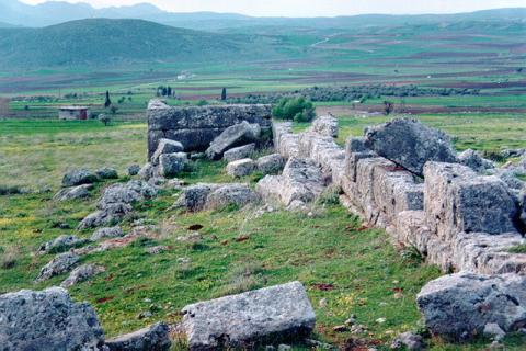 Ruins at Plataea Geography Disasters Ancient Places and/or Civilizations Famous Historical Events Film Social Studies World History