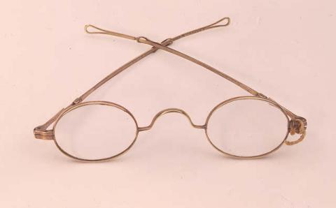 Lincoln's Reading Glasses Nineteenth Century Life American History American Presidents Famous People Social Studies
