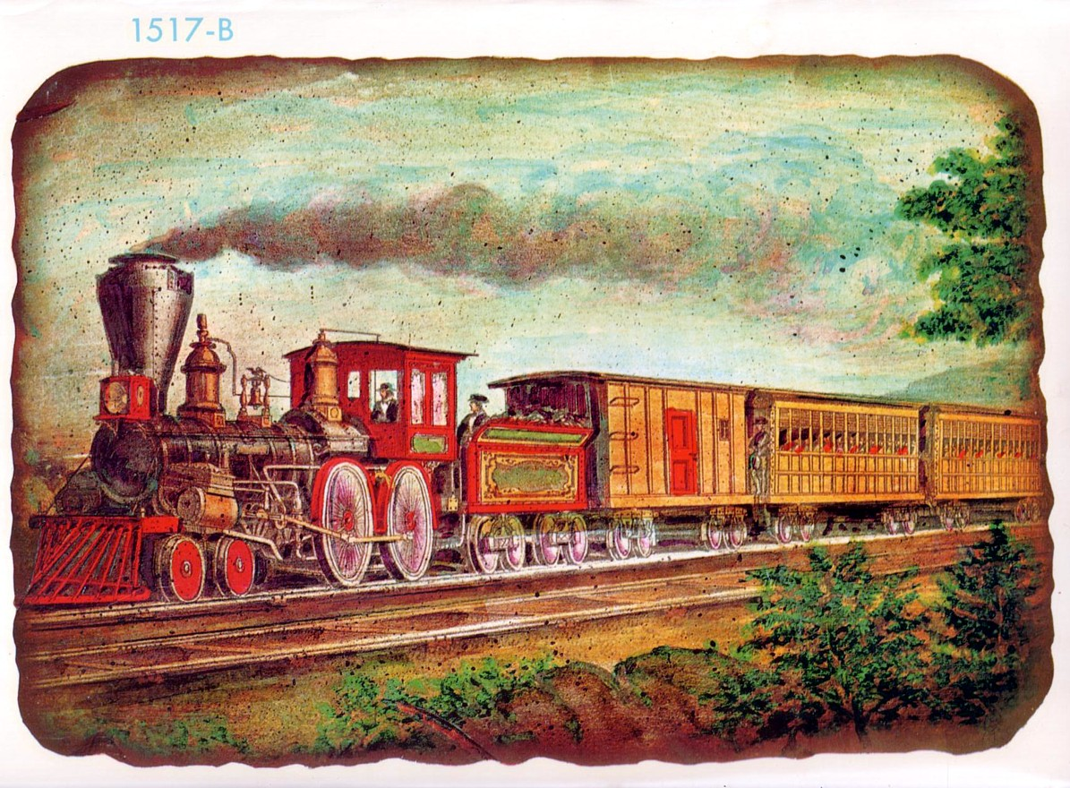 Trains Go West Ilration Famous Historical Events Social Studies Geography Nineteenth Century Life American