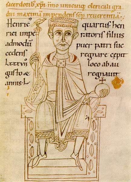 Holy Roman Emperor Hen...
