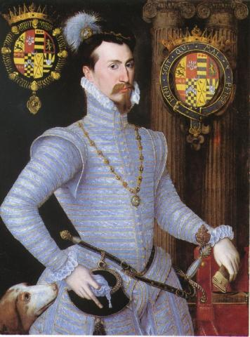 Robert Dudley - The Earl of Leicester Legends and Legendary People Social Studies Tragedies and Triumphs World History Visual Arts