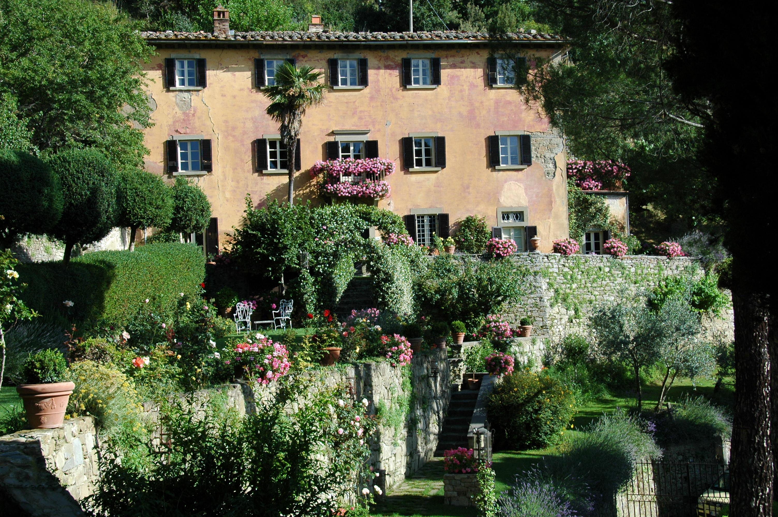 Under the tuscan sun bramasole for The sunhouse