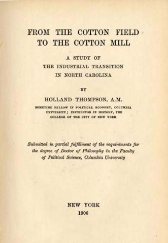 From the Cotton Field to the Cotton Mill Civil Rights American History Law and Politics Social Studies
