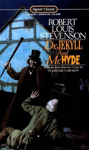 Dr. Jekyll and Mr. Hyde - by Robert Louis Stevenson Nineteenth Century Life Fiction Visual Arts