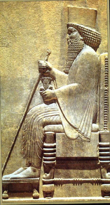 Darius the Great - Father of Xerxes