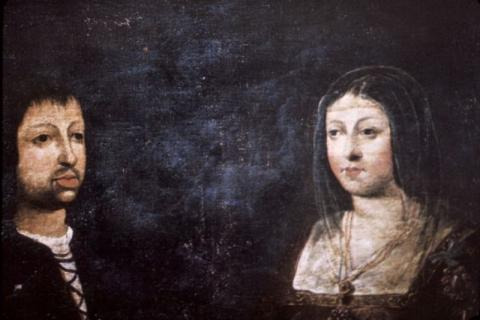 Ferdinand and Isabella - Queen Mary's Grandparents Legends and Legendary People Social Studies Tragedies and Triumphs World History Visual Arts