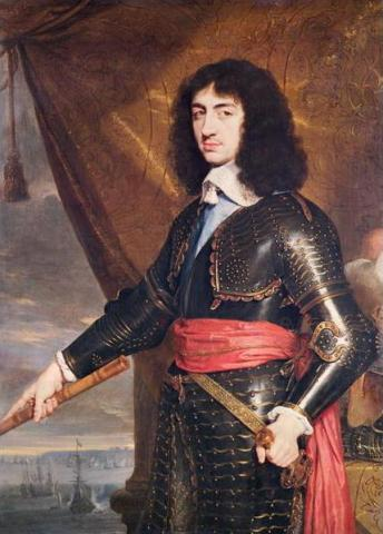 Charles II King of Britain Famous People Biographies Civil Wars Tragedies and Triumphs Law and Politics