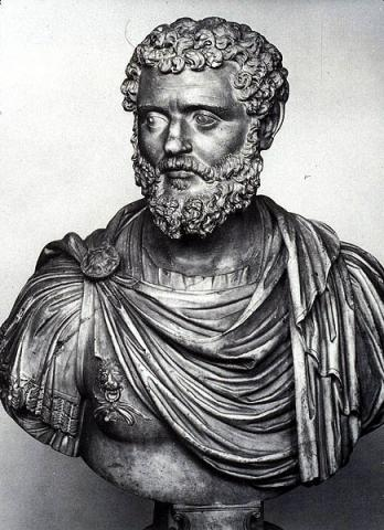 Emperor Didius Julianus Visual Arts Ancient Places and/or Civilizations Legends and Legendary People