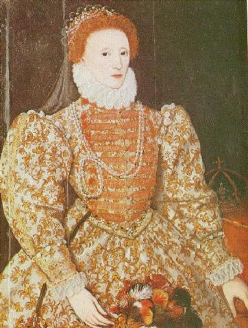Elizabeth I - Queen of England Famous People Social Studies World History Visual Arts