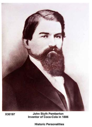 John S. Pemberton - Inventor of Coca Cola (Illustration) American History Social Studies Medicine Biographies Nineteenth Century Life Famous Historical Events Awesome Radio - Narrated Stories