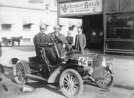 Seabiscuit Charles Howard And His 1906 Buick