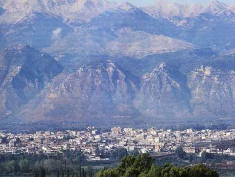 Mount Taygetus - Near the Greek City-State of Sparta Geography Ancient Places and/or Civilizations Film History Social Studies World History