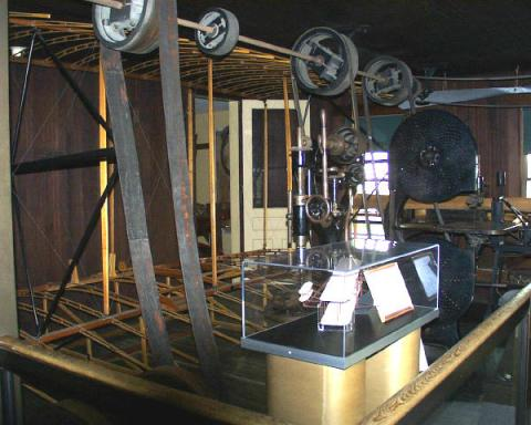 Wright Brother's Bike Shop American History Biographies Famous People Aviation & Space Exploration Geography