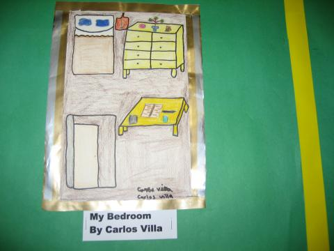 Vincent Van Gogh ESL Student Work #2 Famous People AwesomeStories 101