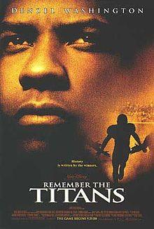 Remember The Titans (Illustration) American History American Presidents Biographies African American History Civil Rights Famous Historical Events Famous People Film History Law and Politics Social Studies Sports