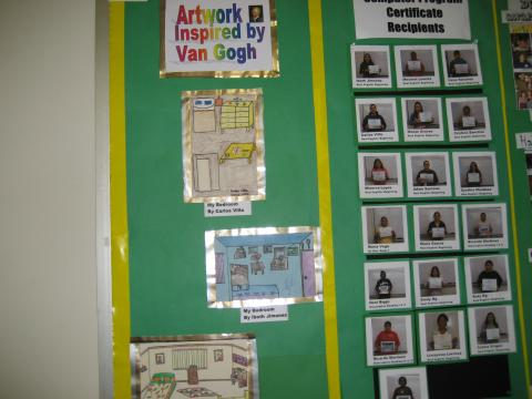 Vincent Van Gogh ESL Student Work #1 Famous People AwesomeStories 101
