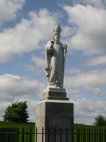 St. Patrick at the Hill of Tara Philosophy Biographies Famous People Social Studies Tragedies and Triumphs