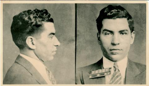 Lucky Luciano - Boardwalk Empire American History Biographies Film Trials Crimes and Criminals