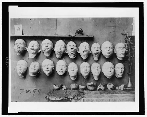 Masks from the ARC Portrait Studio 0 Member Stories 0 Awesome Teacher Story Share 0 Member Stories Biographies Famous Historical Events Famous People History Medicine Nonfiction Works Summer Reading WWI Series Tragedies and Triumphs