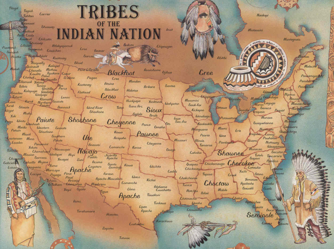 the depiction of native indians in the mystery of the last red plant people As american power and population grew in the 19th century, the united states gradually rejected the main principle of treaty-making—that tribes were self- governing nations—and initiated policies that undermined tribal sovereignty for indian nations, these policies resulted in broken treaties, vast land loss.