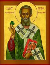 St. Patrick of St. Patrick's Day