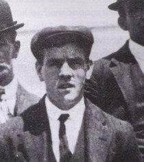 Frederick Fleet, a look-out aboard the RMS Titanic
