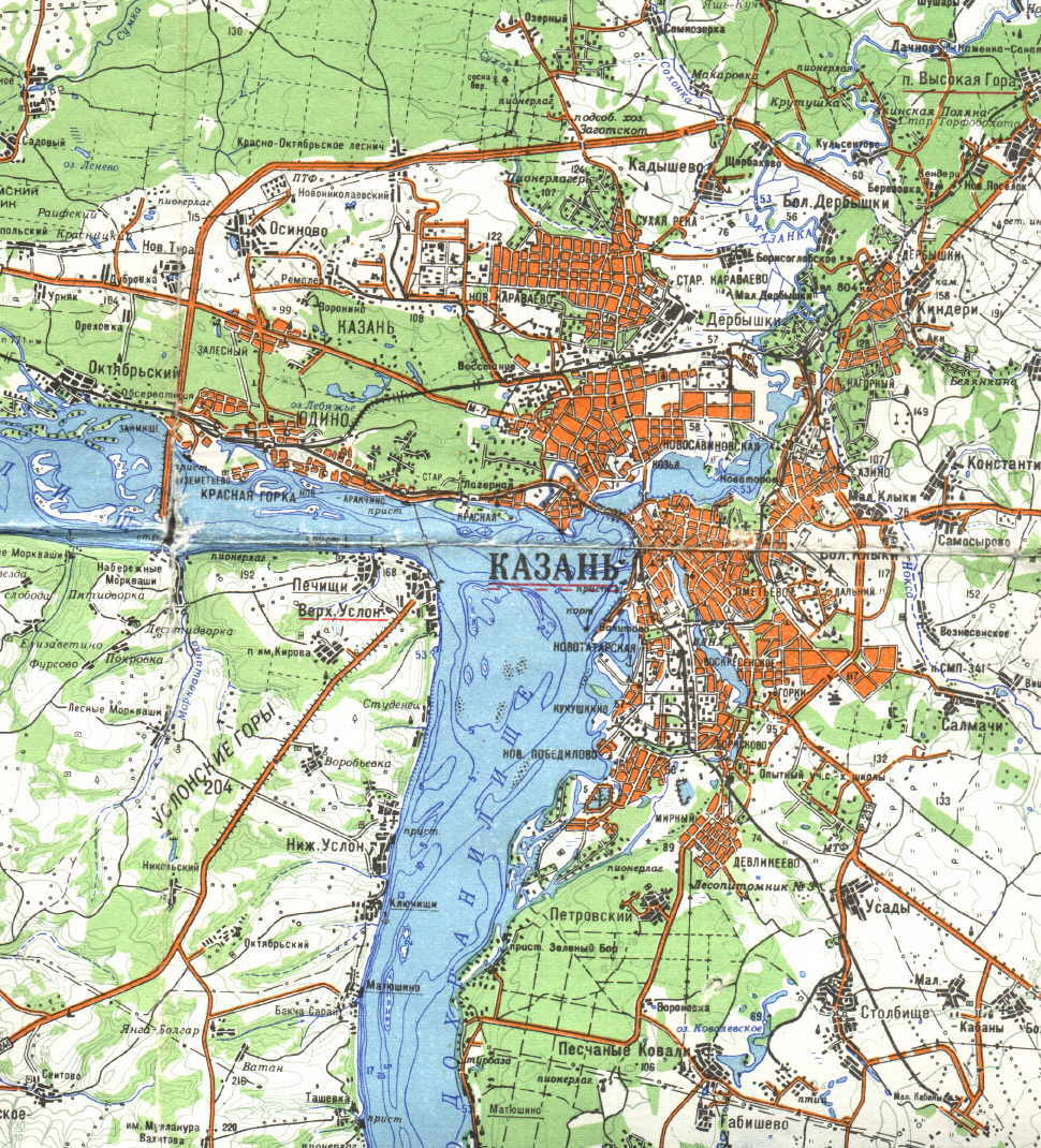 Map showing kazan map showing kazan social studies world history russian studies geography gumiabroncs