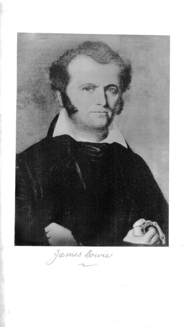 the legend of james bowie essay Bowie, james (1796–1836) james bowie was born near terrapin creek (now spring creek) where it crosses bowie's mill road (turnertown road), nine miles northwest of franklin, logan county (now simpson county), kentucky, probably on april 10, 1796.