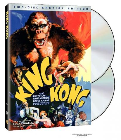 king kong video