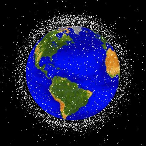 Orbital Space Debris Famous Historical Events Aviation & Space Exploration STEM Visual Arts Ethics Astronomy