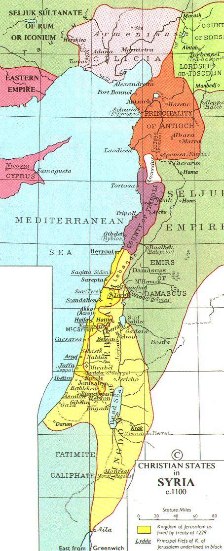Antioch - Map Locator