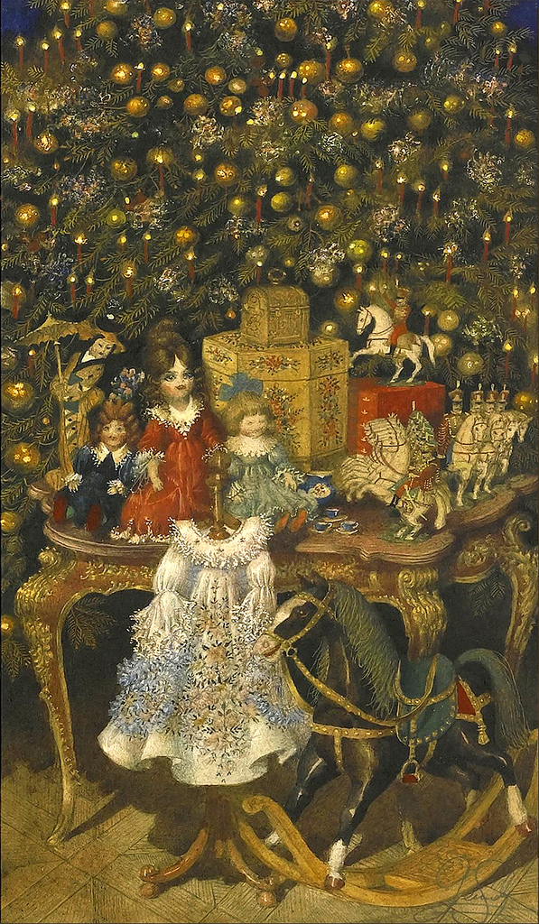 Nutcracker The Original Story Christmas Eve