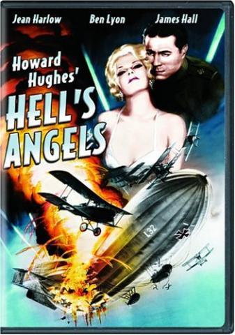 Hells Angels - Howard Hughes'