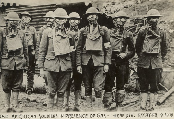 Image result for us soldiers ww1