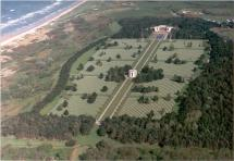 9,387 Graves - American Cemetery at  Colleville-sur-Mer