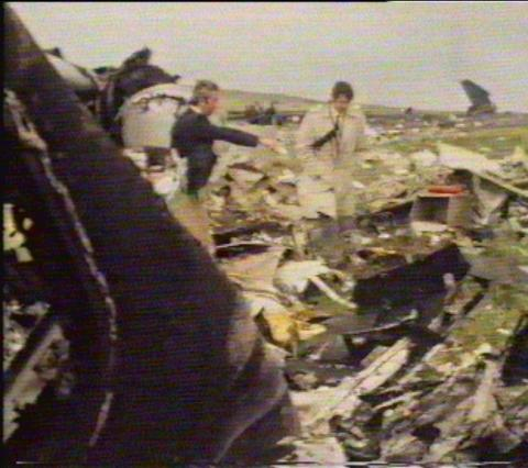 Investigators Sift Through Crash Scene Debris Government Disasters Social Studies Aviation & Space Exploration World History