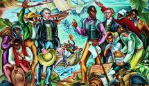 Amistad Captives Leave America