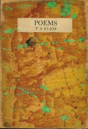 Poems - by T.S. Eliot Poetry Famous People Fiction
