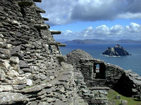 Skellig Michael - 7th-Century Monastery, County Kerry Philosophy History Social Studies Tragedies and Triumphs