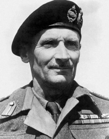 Sir Bernard Law Montgomery  Social Studies World War II Famous People Biographies