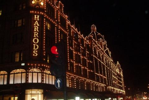 Harrods Department Store Visual Arts Tragedies and Triumphs Nineteenth Century Life
