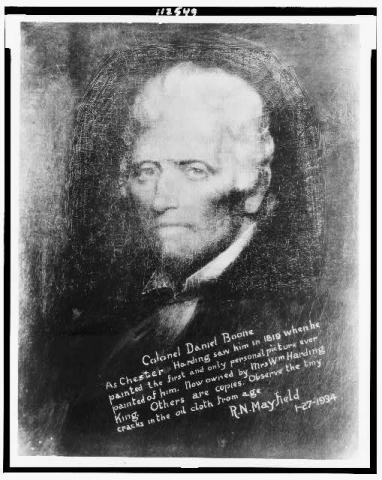 Colonel Daniel Boone Biographies Famous People Legends and Legendary People American History