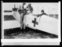Air Ambulances during WWI