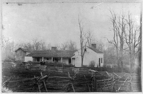 Boyhood Home of Jesse James Biographies Nineteenth Century Life Legends and Legendary People Crimes and Criminals
