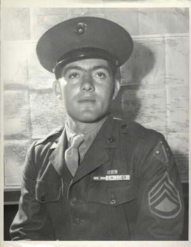 John Basilone-The Pacific-Medal of Honor Recipient