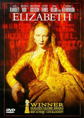 Elizabeth - Movie Poster Biographies Famous Historical Events Famous People History Social Studies Film